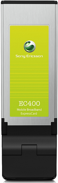 MWC: Sony Ericsson Announces HSPA ExpressCard Lineup
