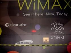 CTIA Photos & Details: WiMAX Forum