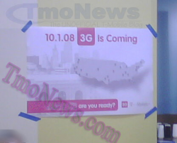 New Details Surface Regarding Expanded T-Mobile 3G Launch