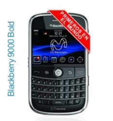 BlackBerry Bold Finally Launched... In Chile