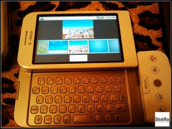 """Photos Emerge Of T-Mobile Branded HTC """"Dream"""" G1"""