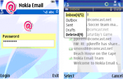 Nokia Releases Beta Next-Generation S60 Mail Client