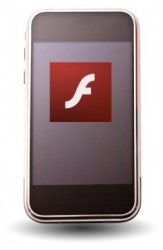 Adobe Readying Flash Player For iPhone, Awaiting Apple's Approval