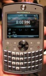 Motorola Q9h Updated In Silver- OTA Updates, A-GPS, Crystal Talk