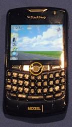 CTIA: Meet the BlackBerry Curve 8350i