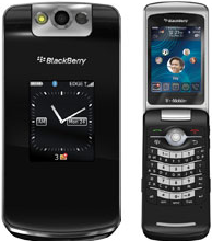 T-Mobile Launches BlackBerry Pearl Flip 8220