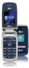 Alltel Launches Second FasTap Phone in LG Swift and Samsung Hue II