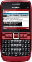 Nokia Announces E63 Mass Market E-Series Device
