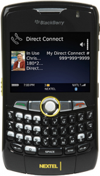 Sprint Launches BlackBerry Curve 8350i