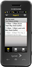 Sprint Rolls Out Mobile Work Email Calendar Update for Instinct
