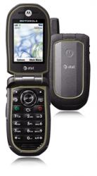 AT&T Launches Motorola Tundra VA76r