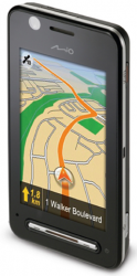 Mio Announces Explora K70 Windows Mobile Handset