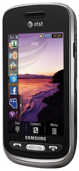 AT&T Samsung SGH-A887 Solstice