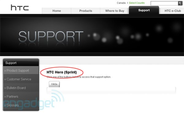 HTC Support