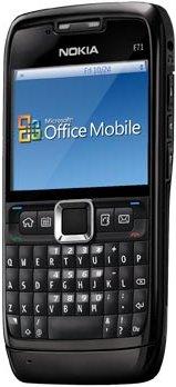 Nokia e71 Office Mobile