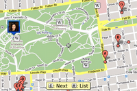 Google Maps for BlackBerry Adds Layers
