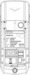 FCC Reveals Vertu Ascent X with Quadband HSPA