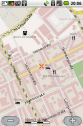 MapDroyd Allows Map Downloads for Off-Network Navigation