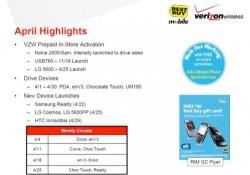 New Best Buy Flyer Confirms April Verizon Launches