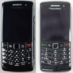 FCC Approves BlackBerry Pearl 3G with AT&T 3G Support