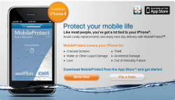 MobileProtect Insurance Program for iPhone Now Available