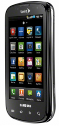 Sprint Announces Samsung Epic 4G Android Smartphone