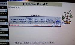 Motorola Droid 2 to Ship with Android 2.2 At Launch