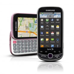 Sprint Announces Samsung Intercept for July 11th