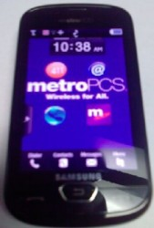 First Images of MetroPCS Samsung Craft Surface, America's First LTE Phone?