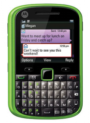 Motorola Announces WX404 as Grasp