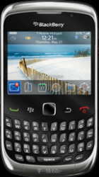 T-Mobile Launches BlackBerry Curve 3G