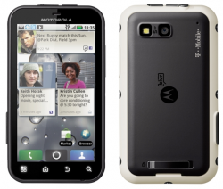 Motorola Announces Defy for T-Mobile Holiday Launch