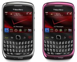 Verizon Announces BlackBerry Curve 3G