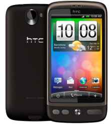 Cellular South Launches HTC Desire