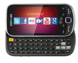 Virgin Mobile Confirms Samsung Intercept