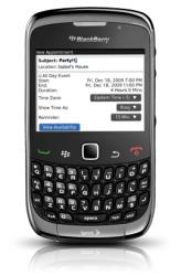 Sprint Launches BlackBerry Curve 3G