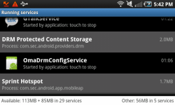 Samsung Epic 4G Media Hub Update Causing Battery Life Issues, Workaround Detailed