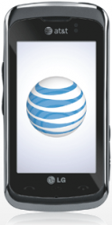 AT&T Launches LG Encore