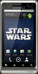 Verizon Launches Droid2 R2-D2 Edition