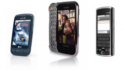 Sprint LG Optimus S on Halloween, Samsung Transform and Sanyo Zio Launching This Sunday