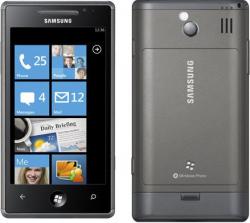 Samsung Leaks Omnia 7 Windows Phone 7 Device