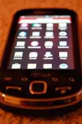 Virgin Mobile's Samsung Intercept Changes Everything