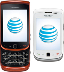 AT&T Launches New BlackBerry Torch Colors