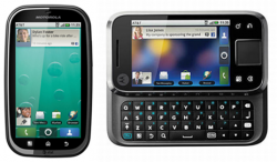 AT&T Launches Motorola Bravo and Flipside