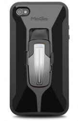ID8-Mobile Combines Bluetooth Headset and Grip Case for iPhone 4