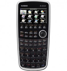 Casio's Prizm fx-CG10 Offers Full Color Graphing Calculator