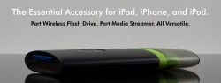 Browse iPad Media Content Via Web Browser With Airstash