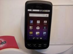 LG Optimus V Dummy Phone Shot Surfaces