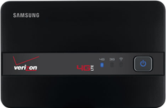 Samsung LTE Mobile Hotspot