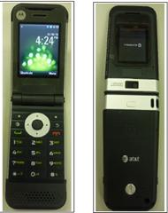 Motorola AT&T Clamshell